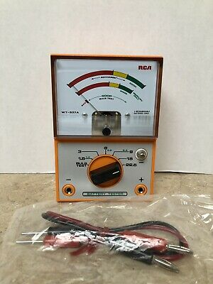 RCA Battery Tester WT-537A New No Box!