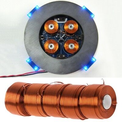 The Third Generation Coil Of 100 System Magnetic Levitation Suspension Coil 5pcs