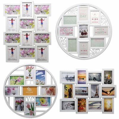 Vintage Modern Family Love Picture Wall Photo Frame Frames Gift Wedding Home NEW