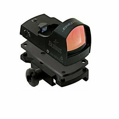 Burris Fastfire II Red Dot Reflex Sight 4 MOA Black w/Picatinny Mount 300232 NEW