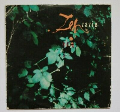 ZAZIE :  ZEN (de PASCAL OBISPO)  ♦ Promo CD Single ♦