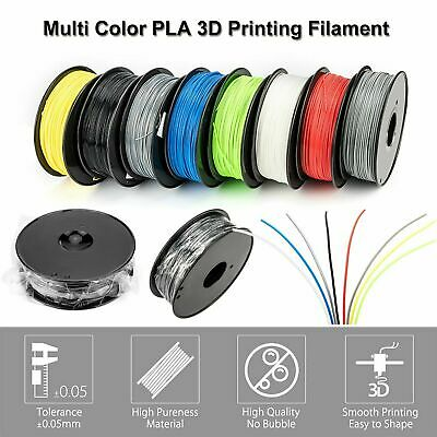 3D Drucker Filament PLA/ABS Printer Rolle 1,75mm 1kg Mit Spule Trommel Patrone