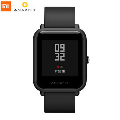 Xiaomi Huami AMAZFIT Bip GPS Heart Rate Smart Watch Bluetooth 4.0 Global Version