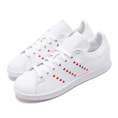 ADIDAS ORIGINALS WOMENS Stan Smith Bold Casual Leather Lace