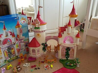 Fairy Castle Playmobil New Spares 5142 Finials 0843 Two Roof Pinnacles