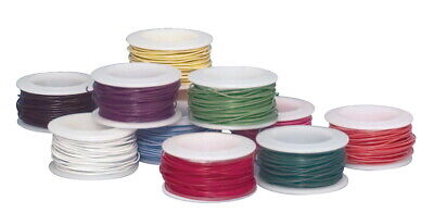 Arcor Colored Art Wire, 30 Gauge, Assorted Colors, Set of 10