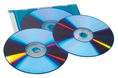 School Smart Recordable DVD, 4.67 GB, Pack of 25