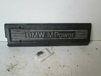 BMW E36 M3 3.2 evo S50B32 top engine cover M Power 11121405066 with bolts