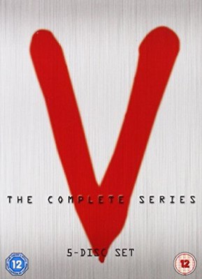 Faye Grant, Michael Wright-V: The Complete Series DVD NEUF