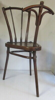 exceptional Thonet chair Barcelona observer chair