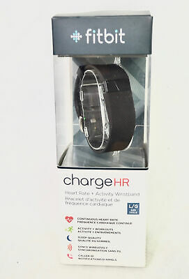 Fitbit Charge HR Wireless Wristband - Lrg
