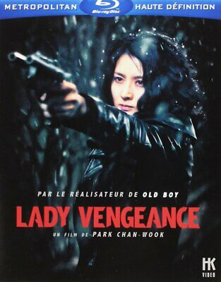 LADY VENGEANCE Director's cut - Park Chan-Wook (Parasite) bluray  NEUF et SCELLE