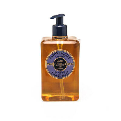 L'Occitane Liquid Soap - Lavender 16.9oz (500ml)