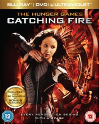 Elizabeth Banks, Jennifer L...-Hunger Games: Catching Fire Blu-ray NUEVO