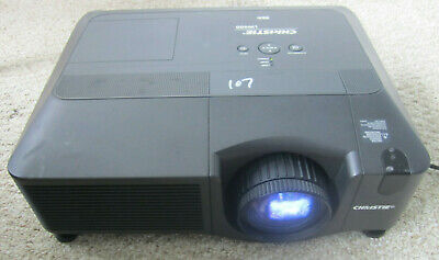 CHRISTIE LW400 LCD PROJECTOR (black)