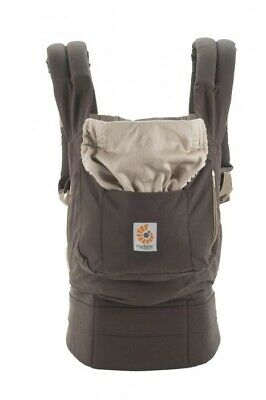Ergobaby Carrier with X-Large Storage Pocket, Dark Cocoa