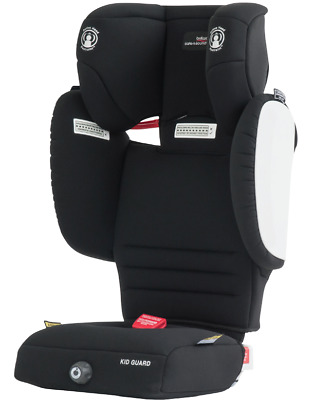 Britax Safe N Sound Kid Guard Booster Seat Black