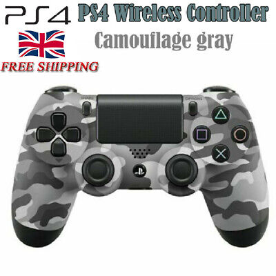 Camouflage PS4 Wireless Controller Game Pad For SONY PlayStation Dualshock 4 PS4