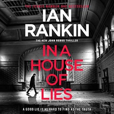 In a House of Lies By: Ian Rankin - Audiobook