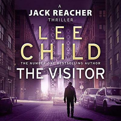 The Visitor By: Lee Child - Audiobook