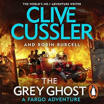 The Grey Ghost By: Clive Cussler - Audiobook