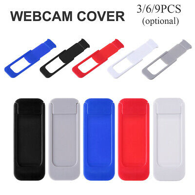 Privacy Sticker Camera Shutter WebCam Cover For Phone Laptop iPad Mac Tablet