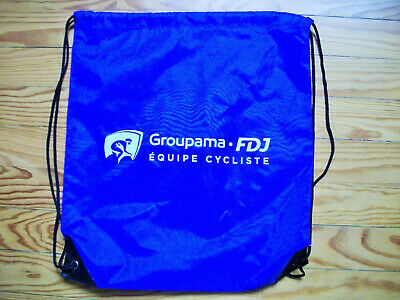 Sac à dos équipe Groupama-FDJ Tour de France 2019 goodies caravane collection