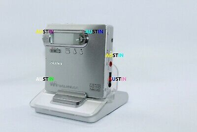 Sony Mz N10 Minidisc Player Net Md With Microphone ..