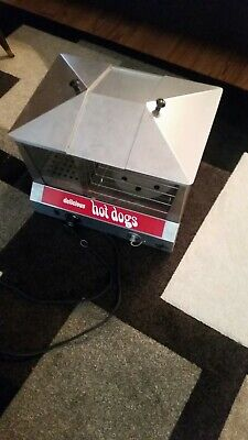 Star 35SSC Hot Dog Steamer. Great condition.