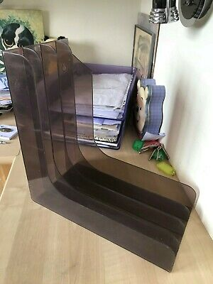 Vintage German Retro 1970s LP Record Storage Solution Display Prop