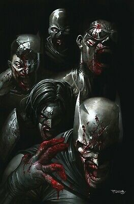 Batman and the Outsiders #6 Cover B (DCeased Variant) PREORDER - SHIPS 09/10/19