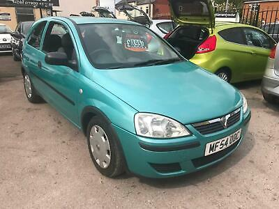Vauxhall/Opel Corsa 1.0  Lifevery clean for the year mot,d april 2020