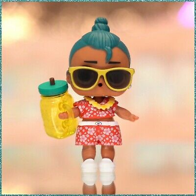 LOL Surprise Dolls Boys LUAU Series L.O.L. MGA Authentic VHTF New Sealed in Ball