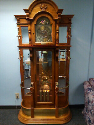 RIDGEWAY TRADITIONAL MORGANTOWN Grandfather Clock