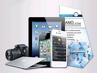 Nano Liquid Glass Screen Protector 9H Hardness Smartphone Smart Watches Tablets