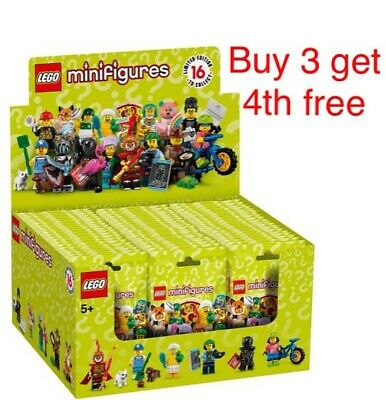 LEGO 71025 Series 19 Minifigures Choose Your Minifigure(PRE ORDER FOR 1st SEPT