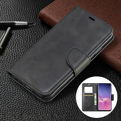 For Samsung A10 Case A50 A30 A20e M20 Magnetic Leather Flip Wallet Stand Cover