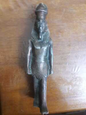 Antique/Ancient Pharaonic Egyptian Statue