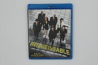 Now you see me / Insaisissable EN / FR (Blu-ray Disc, 2013)