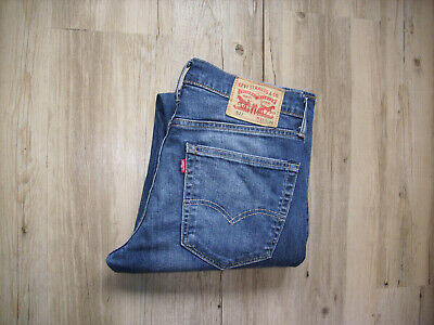 Levis 527 (0337) STRETCH Bootcut Jeans W31 L34 EXTRA LANG (L35)! TW512