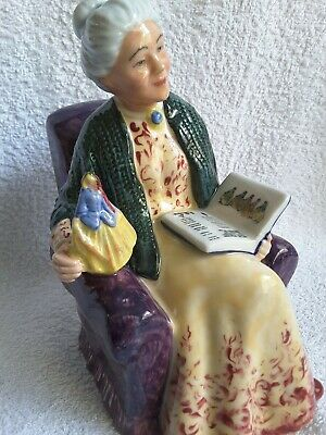 "Royal Doulton Figurine  - ""Prized Possessions"" HN 2942 Collectors"
