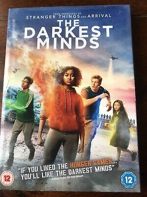 The Darkest Minds Movie DVD (2018) Science Fiction - New