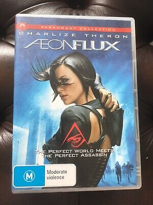 Aeon Flux DVD (2006) Charlize Theron, Kusama (DIR) cert 15 Fast and FREE P & P