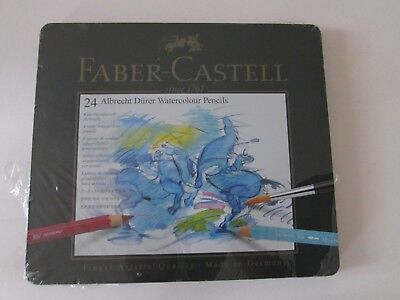 Faber Castell Set of 24- Albrecht Dürer Watercolour Pencils New Made in Germany