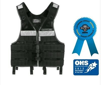 Ergodyne Arsenal 5510 Industrial MOLLE Vest Work Vest Reflective New With Tags
