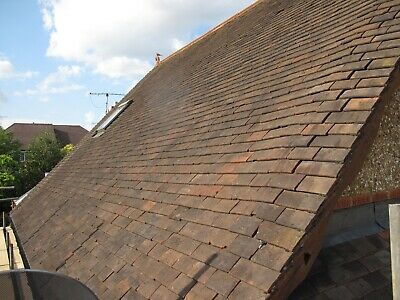 RECLAIMED CLAY ROOF Tiles French Monopole Tuileries Du Nord