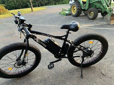 TRICKED OUT E-FAT Bike Full Suspension Haibike Sduro Full Fat Six