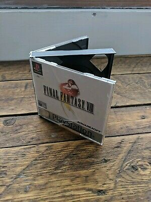 BOX ONLY Final Fantasy VIII 8 Platinum - PlayStation 1 PS1 Box Only