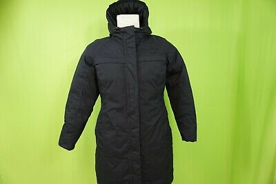 5f3189045 THE NORTH FACE Greenland Women's SML Jacket Parka Black 550 Down ...