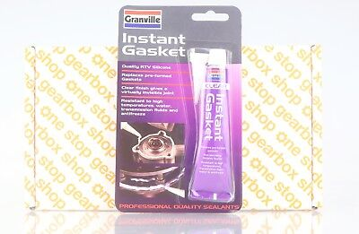 Gearbox Granville Clear Instant Gasket Quality Rtv Silicone 40G